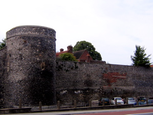 [An image showing City Walls]