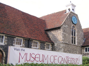 [An image showing Museum of Canterbury]