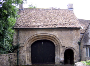 [An image showing Abbey Gate]