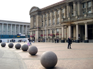 [An image showing Council House]