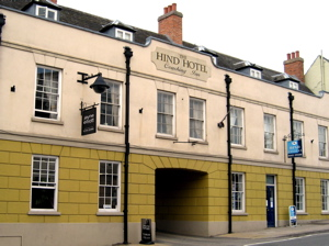 [An image showing Hind Hotel]