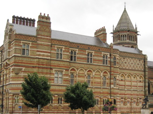 [An image showing Rugby School]