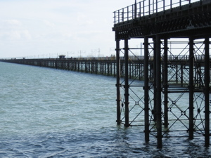 [An image showing Southend Pier]