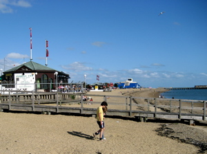 [An image showing Seafront]
