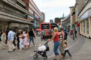 [An image showing Humberstone Gate]