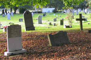 [An image showing Welford Road Cemetery]